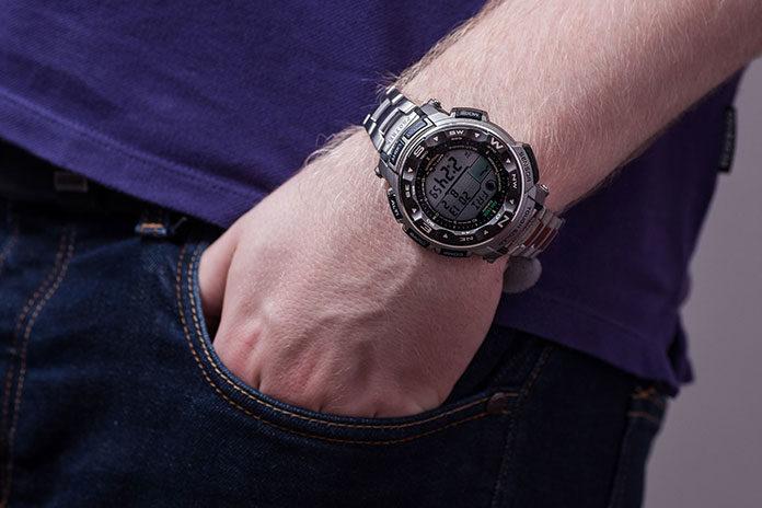 Najnowszej generacji japońskie zegarki