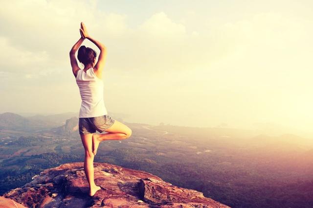 Czas na jogę