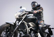 Jazda motocyklem może być bezpieczna!