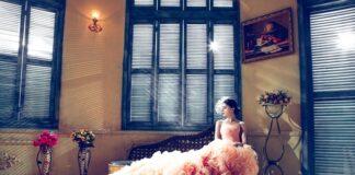 Długie sukienki wieczorowe